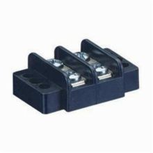 IDEAL® 89-400 Double Row Terminal Strip, 250 VAC, 20 A, 22 to 14 AWG