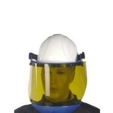 Cementex AFS Arc Flash Faceshield With Universal Adapter, Yellow