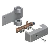 Arlington GBB50P Intersystem Grounding Bridge With PVC Adapter, Solid/Stranded Conductor, NO 6 to NO 1/0 Conductor