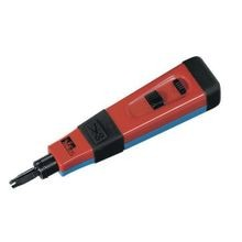 IDEAL® Punchmaster™, Turn-Lock™ 35-485 Non-Impact Punch Down Tool, Red