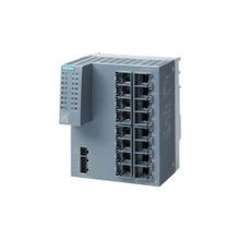 SCALANCE 6GK51160BA002AC2 Unmanaged Industrial Ethernet Switch, 16x10/100 Mbit/s, RJ45 Ports