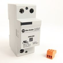 Allen-Bradley, 4983 Surge and Filter Protection, Din Rail Mount, Heavy Duty UL 1449, 120V,  25kA, No Pole Configuration