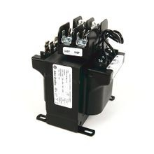 Allen-Bradley, 1497A - CCT, 250VA, 208/230/480V (50/60Hz) Primary, 2 Primary - 1 Secondary Fuse Blocks