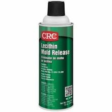 CRC® 03306 Lecithin Non-Drying Film Mold Release, 16 oz Aerosol, Liquid, Clear, Oily Colorless