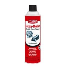 CRC® 05018 Non-Flammable Electrical Parts Cleaner, 20 oz Aerosol Can, Liquid, Clear, Acrid