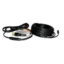 EasyHeat® ADKS-400 Fixed-Resistance Electric Roof De-Icing Cable, 120 VAC