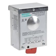Bryant Electric 30303D Industrial Grade Disconnect Toggle Switch, 600 VAC, 30 A, 18000 W