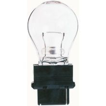 SATCO® S6963 Miniature Lamp, 18.43 W, Incandescent Lamp, Plastic Wedge W3x16q Lamp Base, S8 Shape