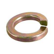 1 1/2 THRU HARDENED SPLIT LOCK WASHER, PLATED