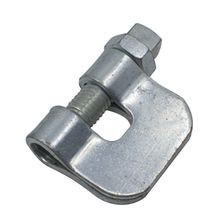Fig G95 C-Clamp With Lock Nut, Galvanized