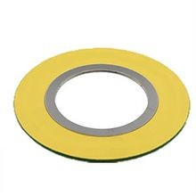 1 1/2 2500# SPIRAL WOUND GASKET 316 STAINLESS STEEL WINDING, FLEXIBLE GRAPHITE FILLER, CARBON STEEL OUTER RING