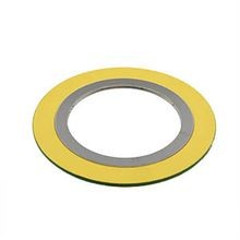 1 1/2 300#/400#/600# SPIRAL WOUND GASKET 316 STAINLESS STEEL WINDING, FLEXIBLE GRAPHITE FILLER, CARBON STEEL OUTER RING