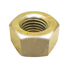 2H Heavy Hex Nut, Plated