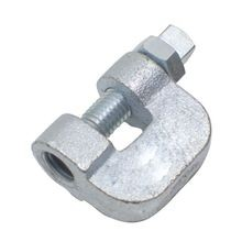 Fig G86 C-Clamp with Lock Nut, Galvanized