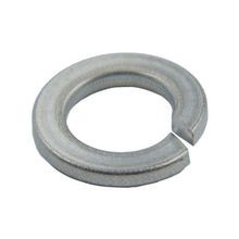 Split Lock Washer, Plated