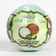 Bela Coconut/Lime Luxury Bath Bombs