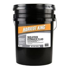 Skid-Steer Hydraulic Fluid, 5 Gallons