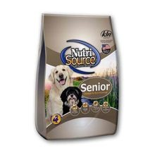 Senior Dog Chicken & Rice Formula Dry Dog Food