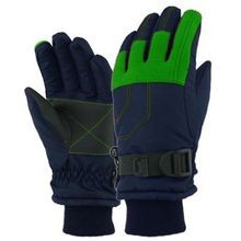 Boys' Taslon & Fleece Ski Glove