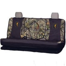 Browning Buckmark Mossy Oak Country Camo Bench Seat Cover