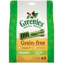Grain Free TEENIE™ Dog Dental Treats