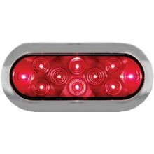 V423 Led Surface Mount Combination Tail Light, 12 V