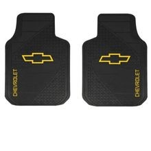 Chevrolet Trim-To-Fit Auto Floor Mat Pair