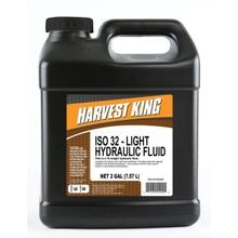 ISO 32 Light Hydraulic Fluid, 2 Gallons