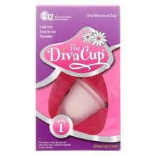 #1 Pre-childbirth Diva Cup - 1 Count