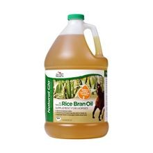Natural Glo Rice Bran Oil - 1Gal