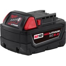 Red Lithium XC5.0 Extended Capacity Battery Pack