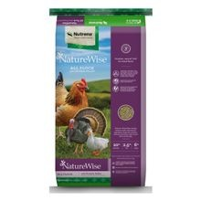 NatureWise 40 lb. All Flock Poultry Feed