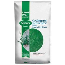 Lawn Pro Crabgrass Preventer Plus Fertilizer