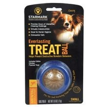 Everlasting Treat Ball Chew Toy - Small
