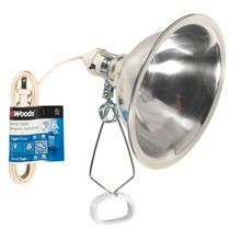 Heavy Duty Reflector Clamp Light