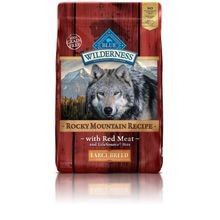 Wilderness Rocky Mountain Recipe Red Meat Adult Dry Dog Food