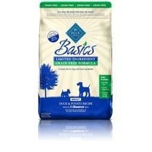 Basics Limited-Ingredient Adult Dry Dog Food