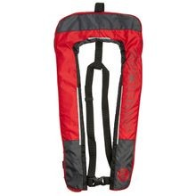 Red Polyester Inflatable PFD Life Vest