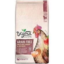 Beyond Grain Free White Meat Chicken & Egg Recipe Dog Food - 13 lbs