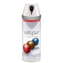 12 oz White Gloss Premium Enamel Spray Paint