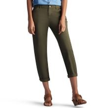 Ladies' The Essential Chino Crop