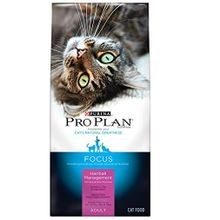 Pro Plan Focus Adult Hairball Management Chicken & Rice Dry Cat Food