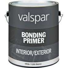1 Gallon Pill Interior/Exterior White Bonding Primer