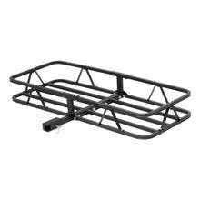 Basket Style Hitch Mounted Cargo Carrier