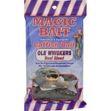 10 Oz Magic Bait Ole Whiskers Beef Blood Catfish Bite
