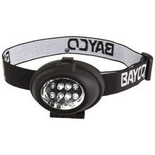 8 LED Dual Function Head Light