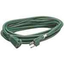 40-Feet 16/3 Vinyl Landscape Outdoor Extension Cord