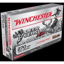 Deer Season XP 270 WIN 130 Grain Extreme Point Ammo