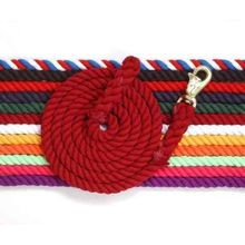 Braided Cotton Lead w/ Triggerbull Snap