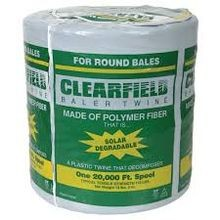 Degradable Baler Twine For Round Bales